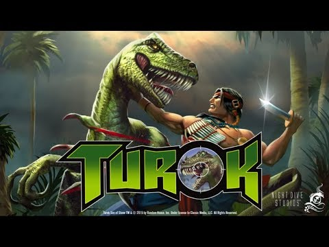 Видео игрового процесса Turok на Nintendo Switch – релиз уже завтра