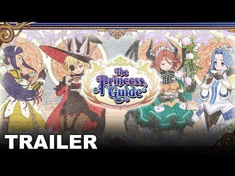 Релизный трейлер приключенческой ролевой игры The Princess Guide
