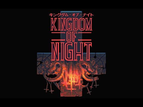 Мрачная экшен-RPG в стилистике 80-х Kingdom of Night анонсирована для консолей и PC