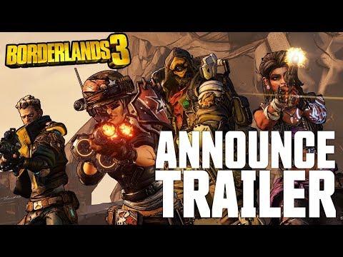 Начищайте стволы! Borderlands 3 получила дату релиза. Ждите её 13 сентября на XB1 и PS4