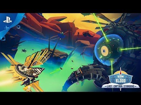 Реалити-шоу с парящими фрегатами: Bow to Blood: Last Captain Standing вышла на PS4/VR, XB1 и Switch