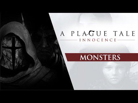 Новый трейлер A Plague Tale: Innocence представляет чудовищ мрачного мира
