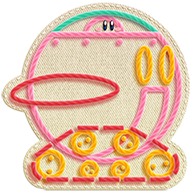Обзор Kirby's Extra Epic Yarn