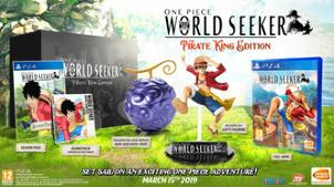 Релизный трейлер One Piece: World Seeker