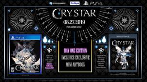 Японская ролевая игра Crystar выйдет на западном рынке для PlayStation 4 и PC