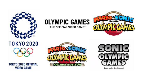 Mario & Sonic At The Olympic Games Tokyo 2020 анонсирована для Nintendo Switch и аркад