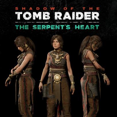 Трейлер The Serpent's Heart — пятого дополнения для Shadow of the Tomb Raider