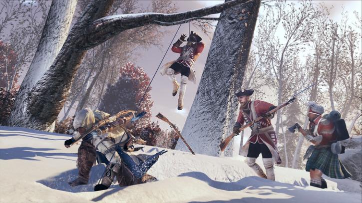 Обновленная версия Assassin's Creed 3 уже доступна