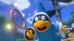 В апреле и мае к Mario Tennis Aces присоединятся ещё два персонажа: Камек и Купа-скелет