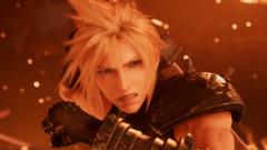 Новый трейлер и снимки экрана Final Fantasy VII Remake