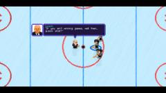 Кровавая клюшка: Обзор Super Blood Hockey