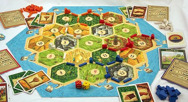 Настольная стратегия «Колонизаторы» – одна из популярнейших игр в жанре – получит версию для Switch
